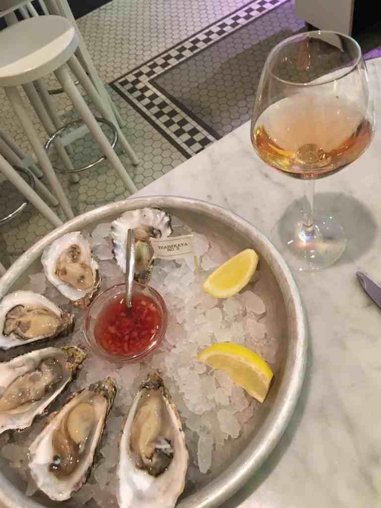 The Seafood Bar   Travel Blogger   Quiet Travel   Solo Dining in Amsterdam: Where to go DIning Alone