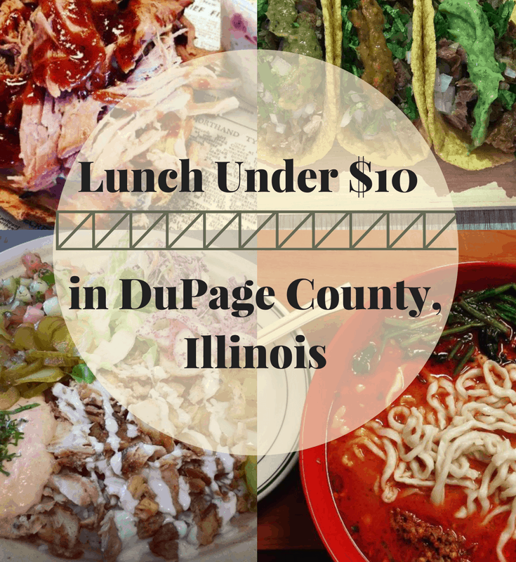 Lunch near me Downers Grove | lunch close to me Dupage county | Lunch under $10 in DuPage | JaimeSays