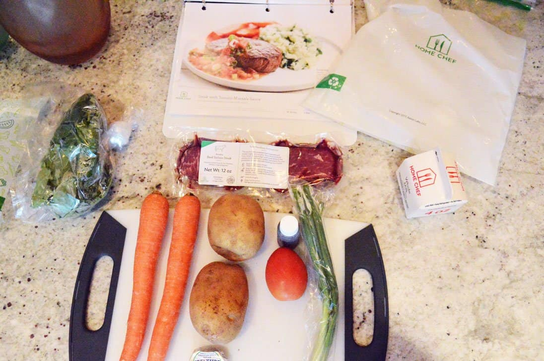 My Experience with the Home Chef Menu | Home Chef Menu | Homemade Meals with Home Chef | JaimeSays Blog | Chicago Blogger | Travel Blogger| Lifestyle Blogger