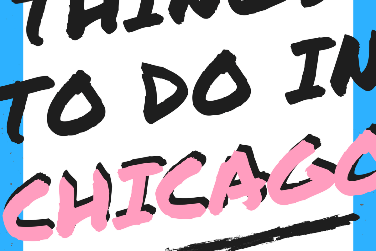 Things to do in Chicago this month | May in Chicago | JaimeSays