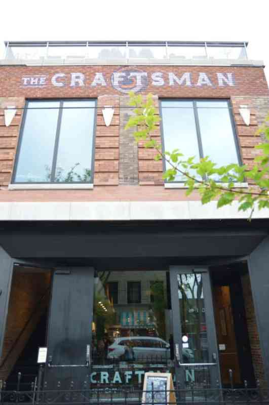 The Craftsman by Two Brothers: The Best of Downtown Naperville Restaurants