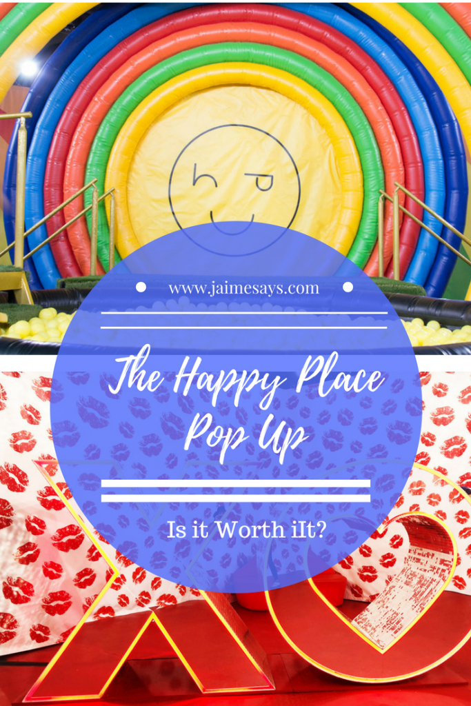 The Happy Place Pop Up | the Happy Place Museum| The Happy Place Tickets |The Happy Place Chicago