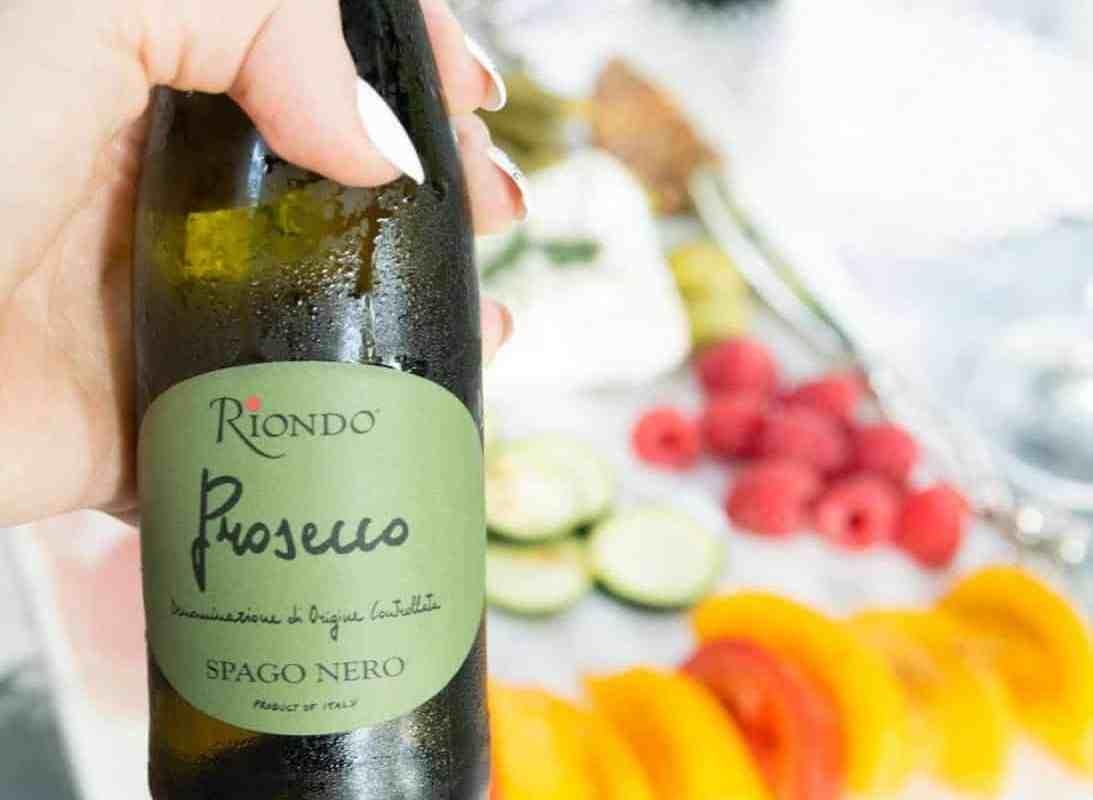 Riondo Prosecco Extra Dry   Prosecco Dry   National Prosecco Day   Wine Blogger