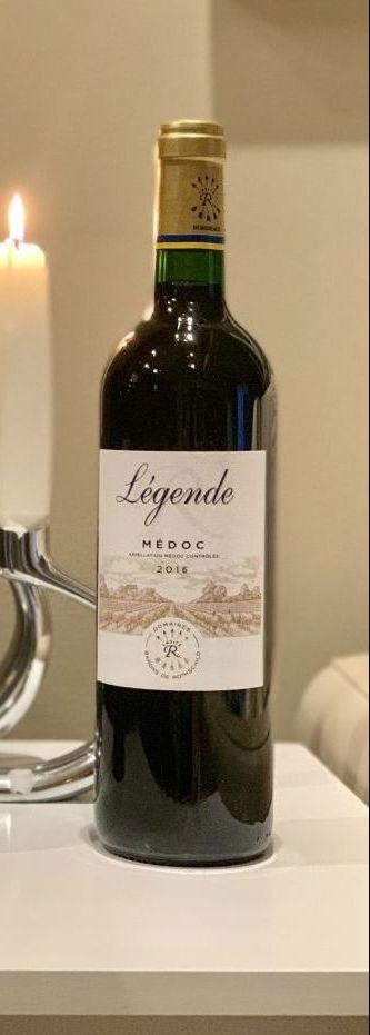 Légende Médoc 2016 Memorable Wines more important than Grand Crus-1
