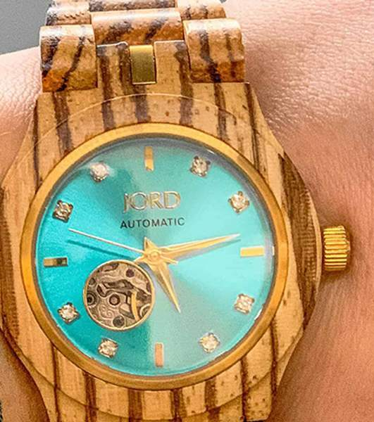 Jord Watches: An Affordable Automatic Watch