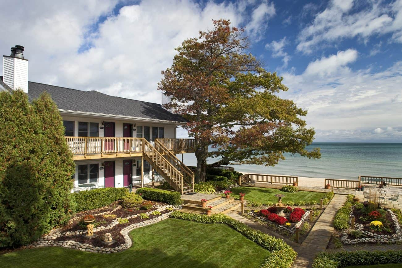 Consider Huron House for a quick Michigan Getaway