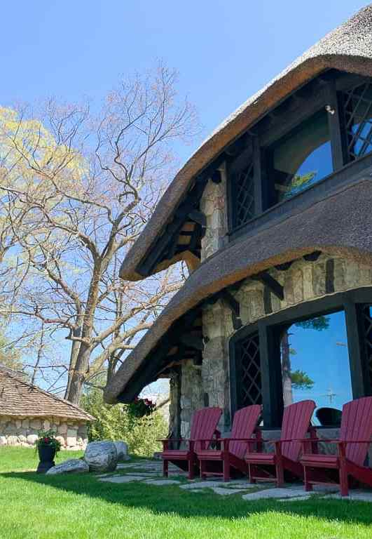 A Hidden Architecture Gem: The Mushroom Houses of Charlevoix