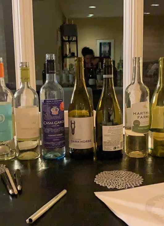 All the Tools You'll Need for a Blind Wine Tasting Party at Home