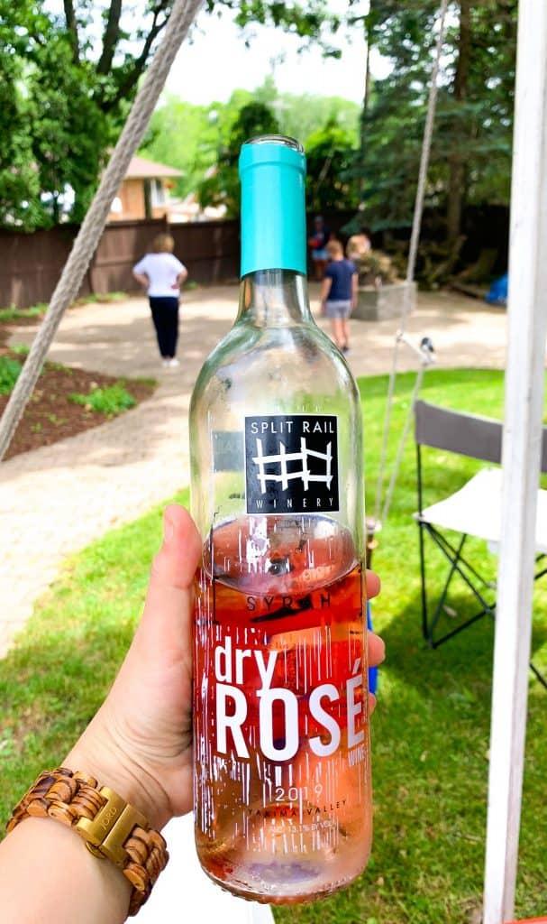 Experimental wines with Split Rail-1