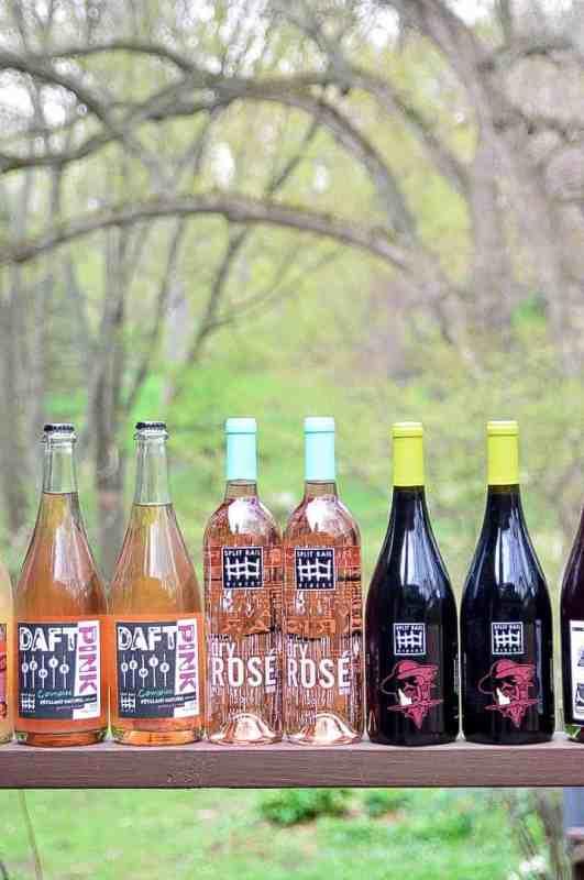 Wacky Wine Exploration with Split Rail Winery