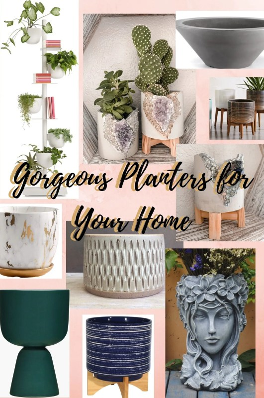 Awesome Planters for Your Home