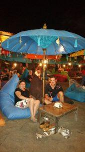 la plancha beach bar seminyak bali