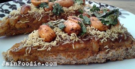 Jain Masala Toast