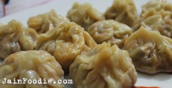 Jain Vegetable Momos