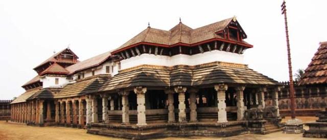 Tribhuvana Tilaka Chudamani Basadi (1000 pillars temple) - Moodabidri