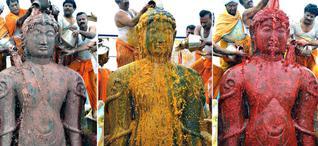 Jain-Bahubali-Masthakabhisheka-Gommatagiri-Mysore-Mysuru