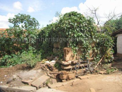 Ruined Parshwanath Swamy Temple Makodu
