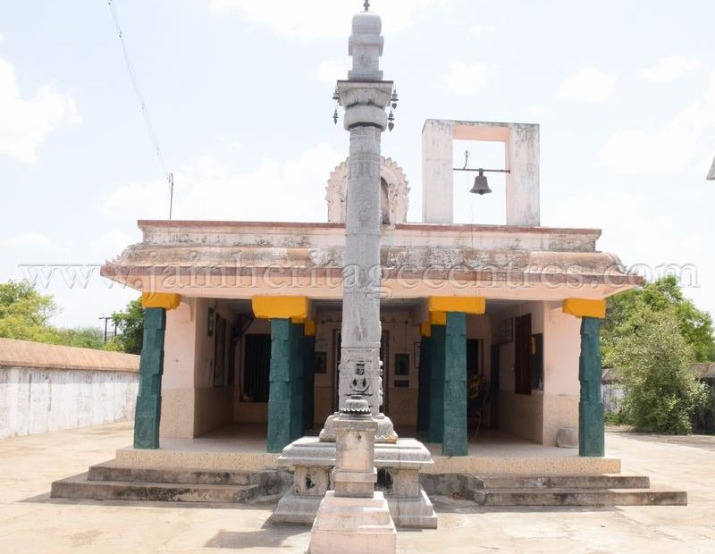 Sri Adinath Digambar Jain Temple at Valathi