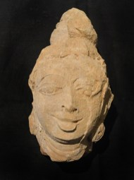 A terracotta figure found during the scientific clearance. Photo:K. BHAGYA PRAKASH