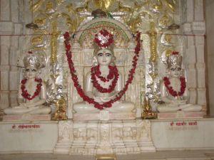 Swethambar MurthyPoojak Jain Temple, Madgaon, Goa.