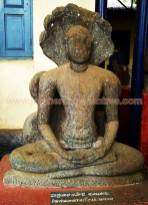 Lord Parshwanath, Jamboor, Karntaka, 12th Century A.D.