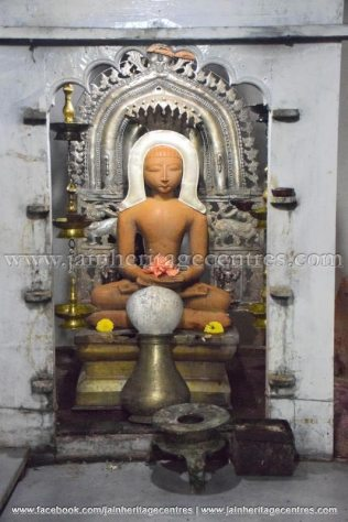 Lord Parshwanath, Abbana Bettu Basadi - Mudaru