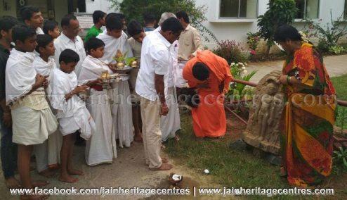 Kanakagiri-Karnataka-Parshwanath-Tirthankar-Jain-Idol-Found-0003