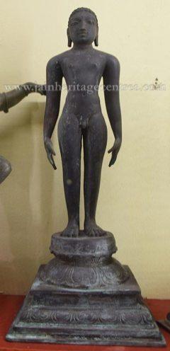 Jain-Tirthankar-Idols-Folklore-Museum-Cochin-Ernakulam-0002
