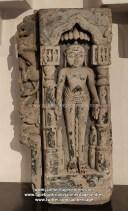 Jain Tirthankara Parshwanath in Kayotsarga 10th-11th century.