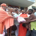 North Karnataka Floods: Material Distributed by Jain Community