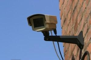 CC TV cameras