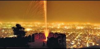Jaipur in Diwali