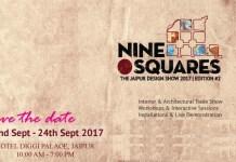 Nine Dot Squares