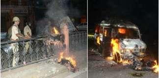 riots in jaipur