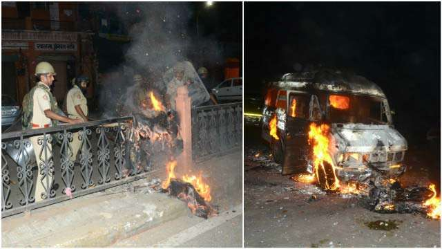 riots in jaipur