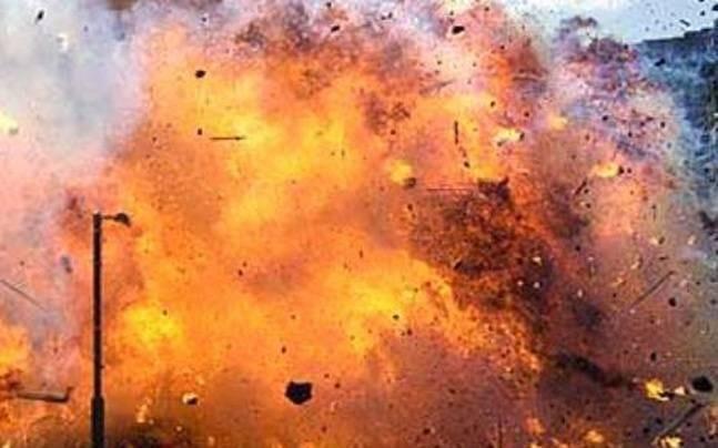 Blast in Jaipur