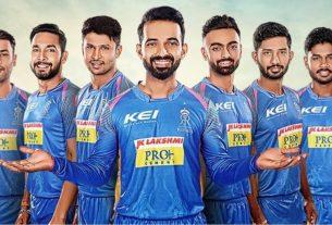 IPL 2019 jaipur sms