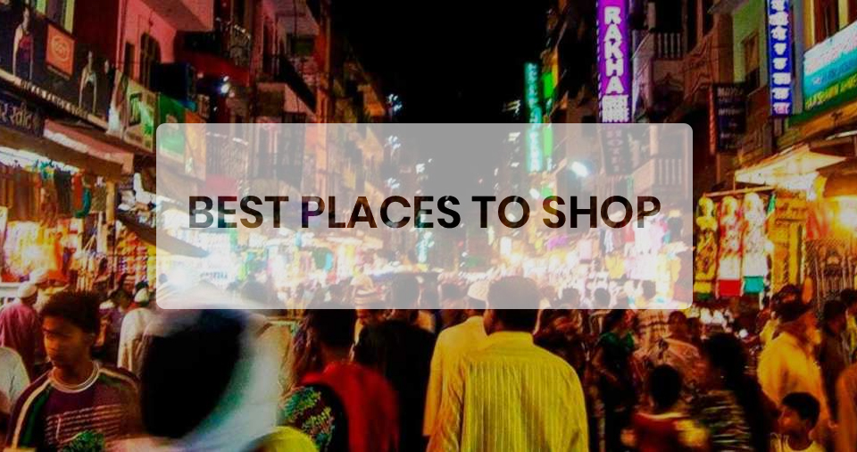 Best Places To Shop in Jaipur