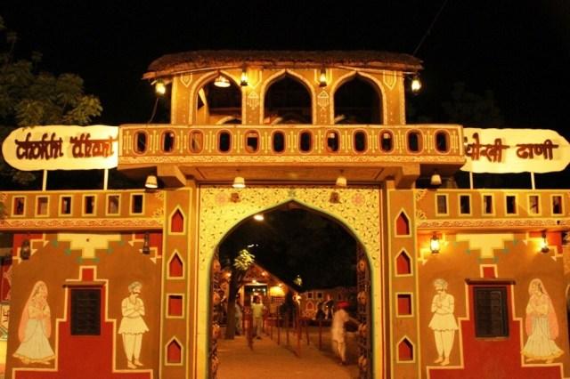 Chokhi Dhani In Jaipur