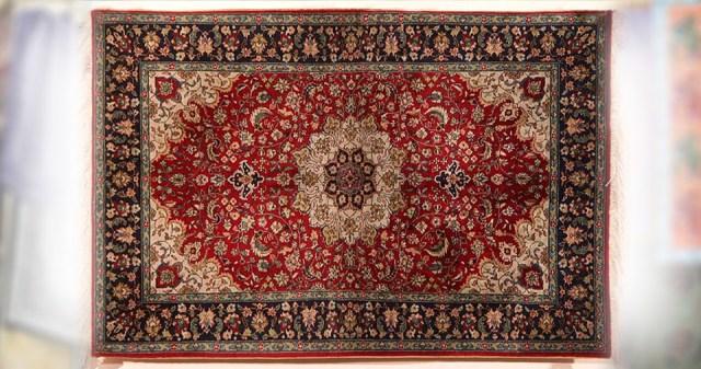 Carpets at Achrol House