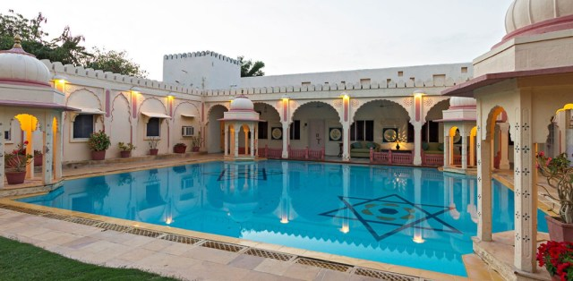 Rohet Fort Jodhpur
