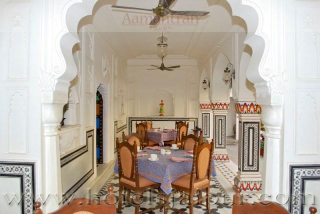 Saba Haveli Restaurant In Jaipur