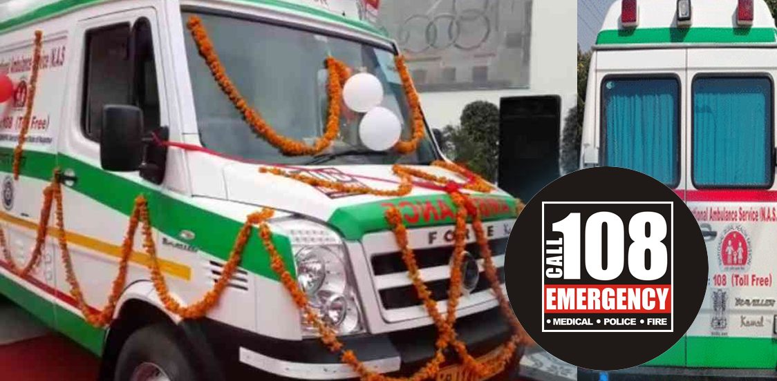Traffic police will create green corridors for ambulances to save lives