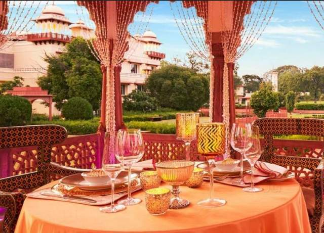 Jai Mahal Palace best place to dine out