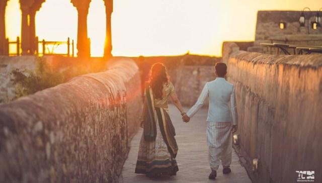 pre wedding shoot Nahargarh