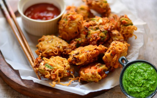 Crunchy Pakoras