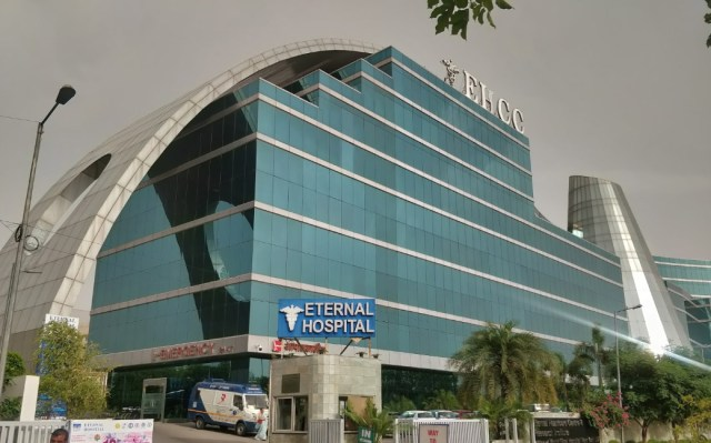 Eternal Heart care center Jaipur
