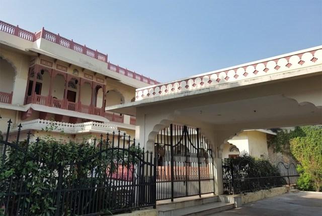 Nana Ki Haveli budget hotels in jaipur