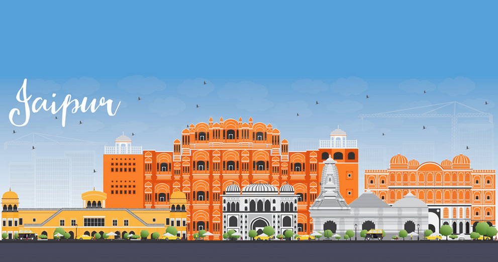 Popular hotels to stay in Jaipur