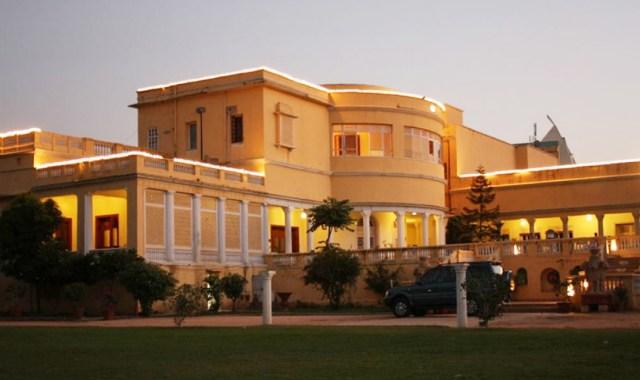 SUJAN Raj Mahal Palace